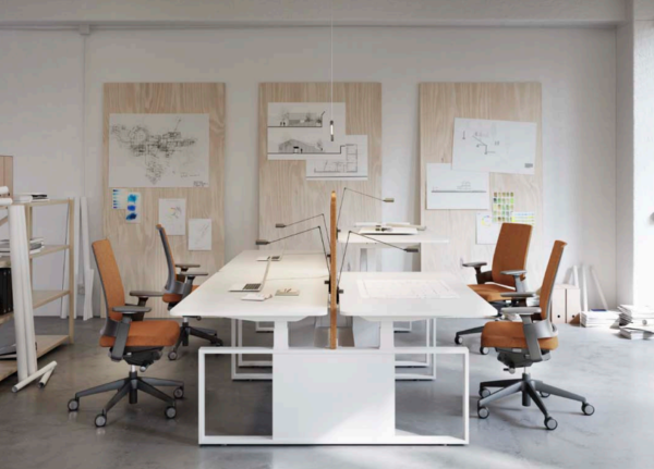 Mesas regulables en altura